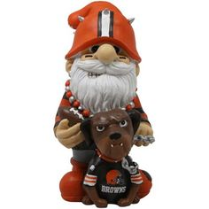 Cleveland Browns Thematic Gnome II