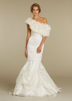 alternate front view. Alvina Valenta Bridal Gowns, Wedding Dresses Style AV9200 by JLM Couture, Inc.
