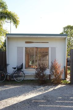 Beach shack style. Another great post by beachcomber