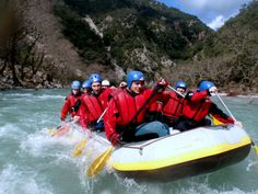 Rafting, Boat, Dinghy, Boats, Ship