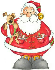 Gallery Free Clipart Picture… Christmas PNG Cute Santa Claus PNG ...