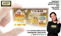 Serviços gráficos em geral. Criados e fornecidos para todo o Brasil.  www.ServicoGrafico.com