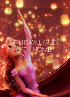 Lights will guide you home, and ignite your bones, and I will try to fix you - Fix You by Coldplay ♥