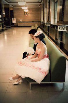 City Hall/Courthouse Wedding Dresses