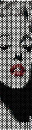 Marilyn by Finette - weave pattern