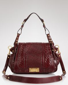 Rebecca Minkoff Textured Satchel - Endless Love - All Handbags - Handbags - Handbags - Bloomingdale's