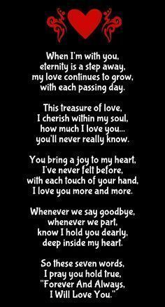 Love quotes and poems for him as the quote says description long love poems short love Love Quotes For Him Cute, Long Love Poems, Romantic Poems For Her, Love Quotes For Him Boyfriend, Love You Poems, Love Mom Quotes, Niece Quotes, Love Poem For Her, Poems For Him