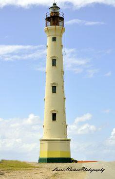 California Light House Aruba