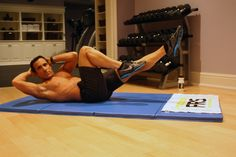 5 Best Abs Exercises to Work Your Core to Exhaustion - Men's Fitness - Page 4