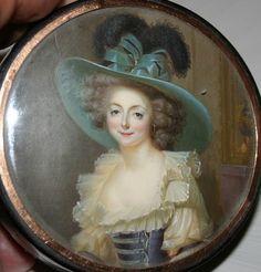 Sophie de Grouchy, Marquise de Condorcet (1764 - 1822).