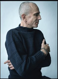 Daniel Day-Lewis photographed by Tim Walker for W Magazine in New York, 2017.