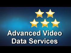 Advanced Video Data Services FairfieldAmazing5 Star Review by Steve Sauer