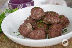 Wildtree's Garlic Salt MeatballsRecipe
