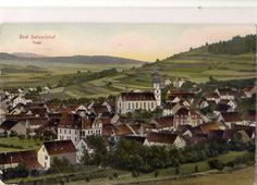 Bad Salzschlirf 1919