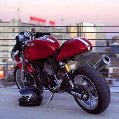 Ducati Sport Classic 1000 -06