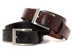 NickelFreeBelts Mens Distressed Nickel Free Belt