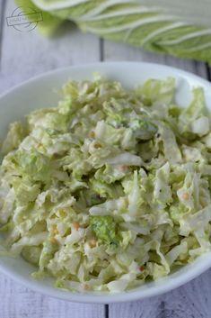 Side Dish Recipes, Side Dishes, Dinner Recipes, Mayonnaise, Vegan Recipes, Cake Recipes, Tasty, Yummy Food, Coleslaw