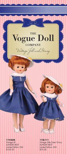 vogue jill doll - Google Search