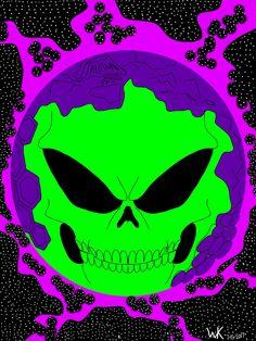 ego the living planet/skeletor