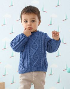 Modèle Pull Felice Outremer