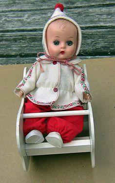 Vogue Ginnette doll.