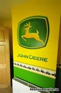 Tractor John Deere Inspired Hat Rack Coat Rack Custom Room