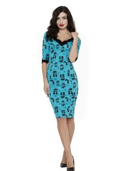 e0914b334a8 The Atomic Boutique Rockabilly and Retro Dress Section. Providing brands  like Heartbreaker Fashion
