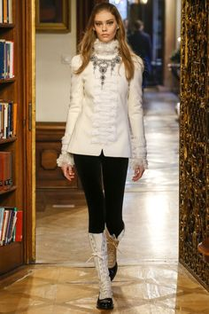 Chanel Pre-Fall 2015/16, Métiers d'art, Paris-Salzburg