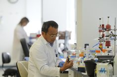 Protein Sciences Expects To Begin Testing Ebola Vaccine  MERIDEN — Months ago, researchers at Protein Sciences opened a refrigerator and pulled out genetic leftovers from a 4-year old project to create a vaccine for Ebola.  http://www.courant.com/business/hc-ebola-vaccine-meriden-protein-sciences-20141006-story.html
