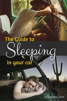 You want to roadtrip and save some money by sleeping is your car. Here's your guide to the legalities and logistics: http://www.compare.com/auto-insurance/guides/sleep-in-your-car-guide.aspx?utm_source=pinterest&utm_medium=socialmedia&utm_campaign=sleepingincar