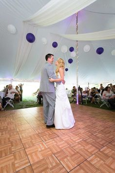 Tent weddings give you flexibility to customize your #newhampshire #wedding to suit your ideas and budget -