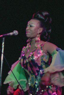 Celia Cruz sequins, bright colors, big hair and undeniable talent