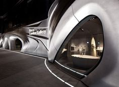 London now joins Lisbon, Madrid and Barcelona in playing host to one of bathroom giant Roca's inspirational 'gallery' spaces. Essentially a flagship showroom to the power of ten, the new London space – located at Imperial Wharf, close to Chelsea Harbour – has been conceived by architecture's space-age visionary Zaha Hadid.