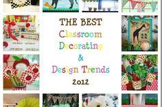 classroom inspirations | Schoolgirl Style — Cute Classroom Inspiration