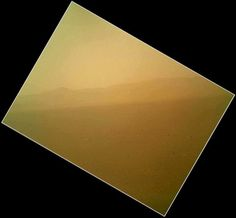 NASA's Curiosity rover shot its first color picture using one of its 17 cameras, the Mars Hand Lens Imager