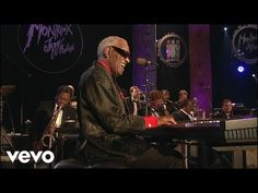 GEORGIA ON MY MIND by Ray Charles - YouTube