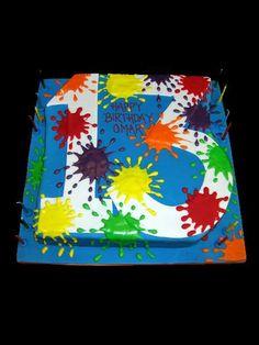 paintball birthday cake - Google Search