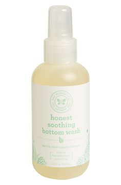 Main Image - The Honest Company Soothing Bottom Wash