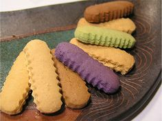 Chinsuko (okinawan cookie). I used to eat this as a kid in okinawa !!! my favorite cookie in the world !