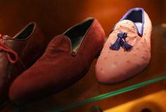 Ein Erfolgsgeheimnis der beiden Schuhmacher Matthias Vickermann und Martin Stoya ist die gemeinsame Leidenschaft für handgefertigte #Maßschuhe