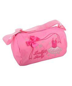 Girls  Waterproof Ballet Dance Bag Hand Bag Shoulder Bag Duffle Bag - Style  B - C412K0HIEHF 1590ab1282d5e