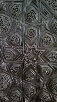 harmony / konya alladdin mosque