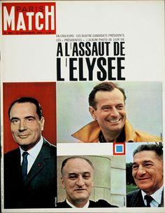 The Race for the French Presidency in nov 1965