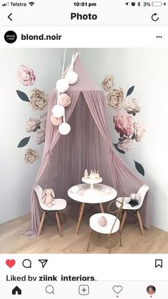 d988c0235 1596 Best Room Ideas For Girls images in 2019 | Toddler Rooms ...