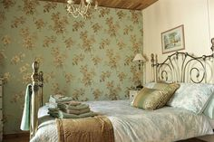 Bijou ground floor double bedroom at Les Petites Cerises Holiday Home Stone Farms, Farm Cottage, French Chic, Double Bedroom, Rustic Charm, Ground Floor, Interior Styling, France, Flooring