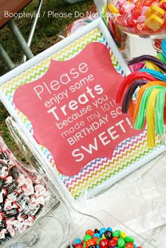 """Brianna's Hang""""10"""" Party  