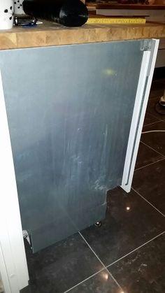 Kjøkken sideplate oppvaskmaskin