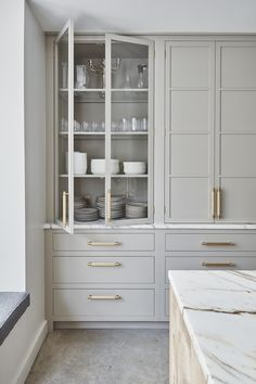 Home Decor Kitchen, Kitchen Living, Kitchen Interior, Home Kitchens, Kitchen Design, Modern Kitchen Furniture, Home Design, Home Interior Design, Home Luxury