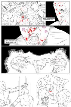 The Bat-Man: Rise and Fall #4 page 20  Read all issues on http://scripts-and-comics.com/comics/ #batman #dc #dccomics #fanart
