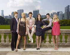 It's about time we find out for good! Pass this to George too :)//Which Gossip Girl Character Are You?